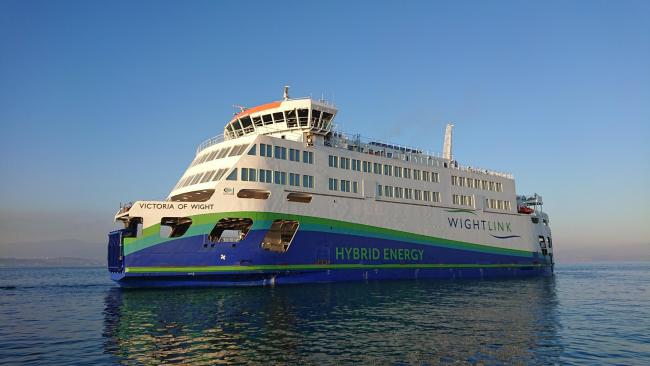 A Canadian company has bought a 50 per cent stake in Wightlink.