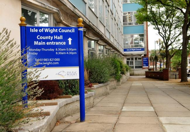 More than half a million pounds paid to five council staff members