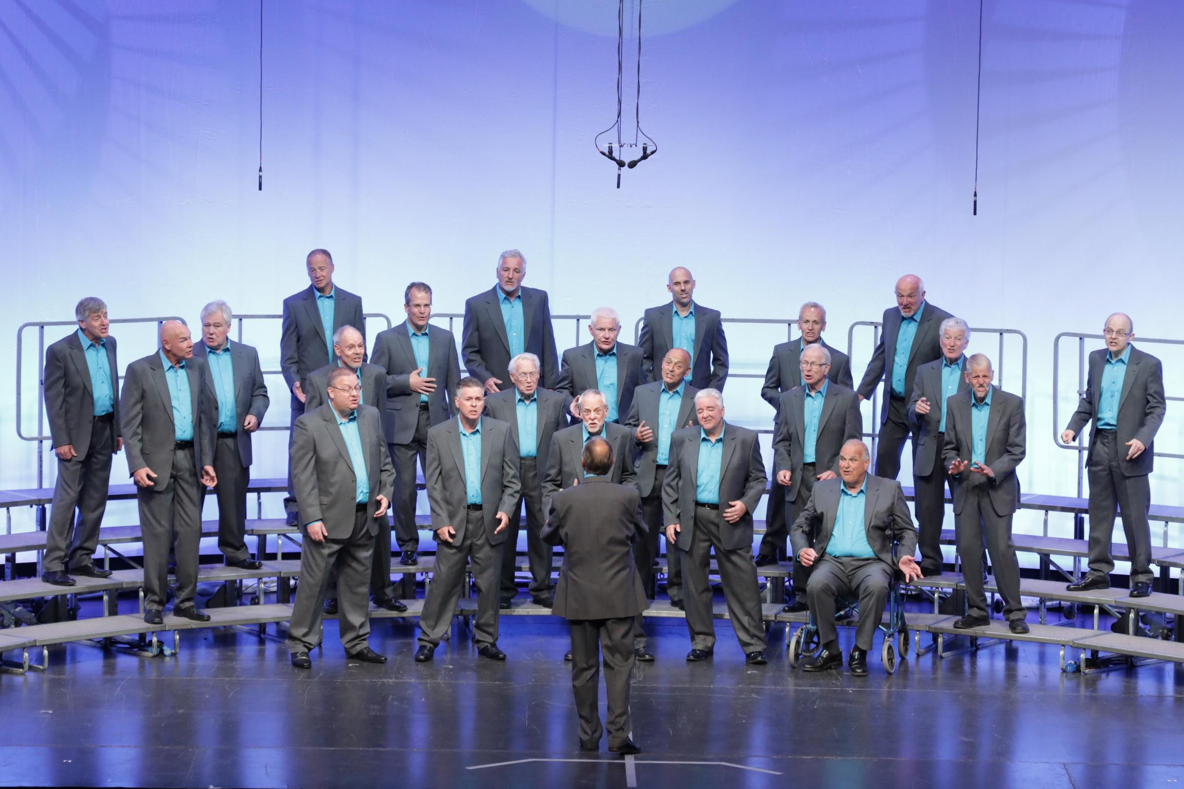 A Cappella Showcase IV will see several choirs perform, including Wight Harmony.