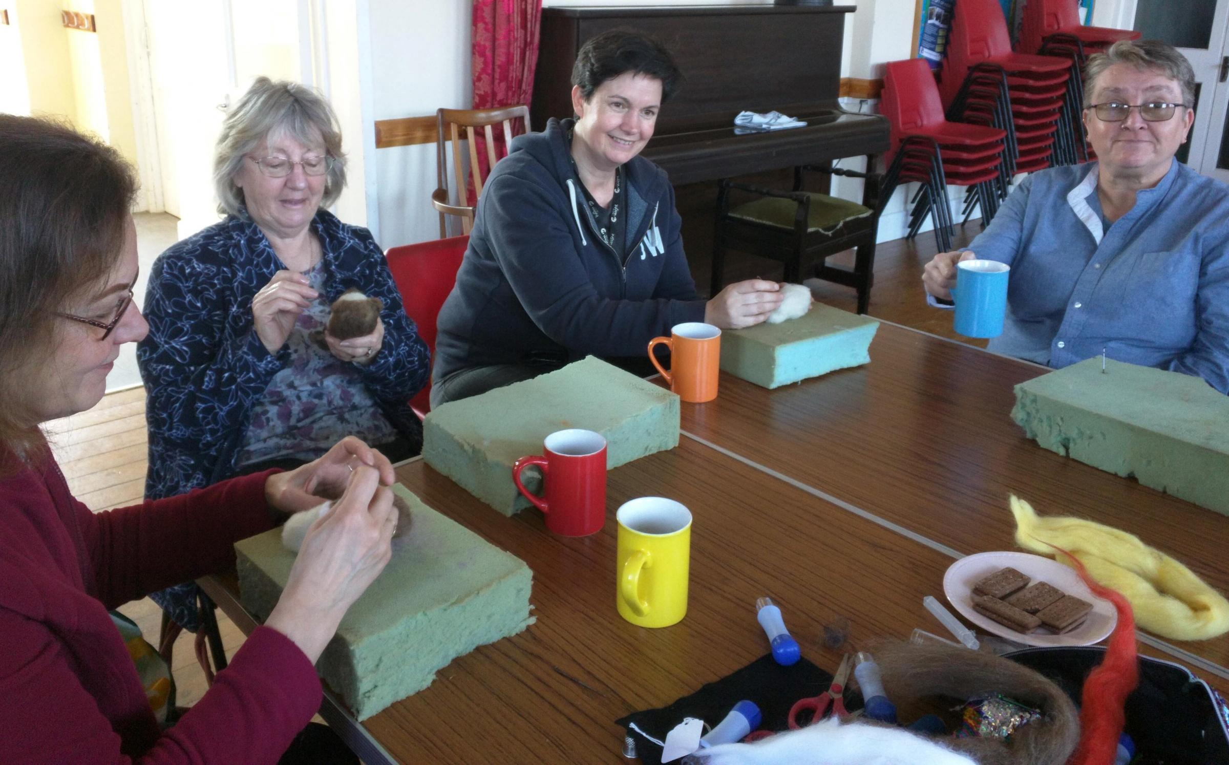 Independent Arts has received funding to support its Anxiety Café from The People's Health Trust.