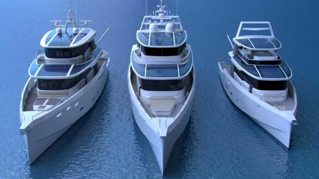 Wight Shipyard Co has been appointed to develop the fleet of Arksen series vessels including the Arksen 70, Arksen 85 and Arksen 100.
