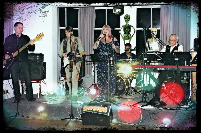 The Groovers are playing at Freshwater Conservative Club on Saturday.