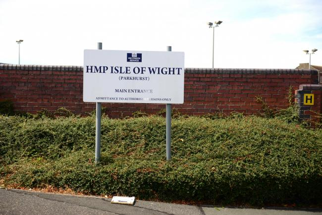 Newport - part of HMP Isle of Wight.