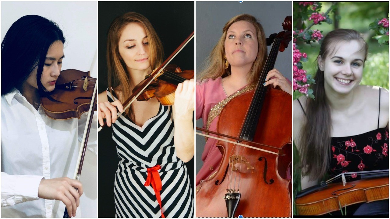 Hidden Compass Quartet finds its way to Isle of Wight arts club