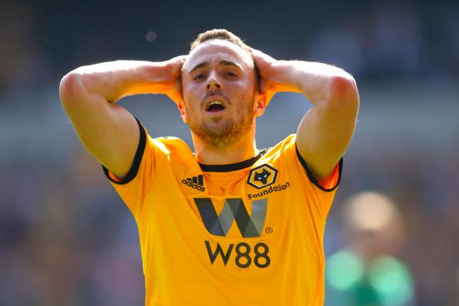 Wolves Forward Diogo Jota Doubtful For Manchester City Clash Isle Of Wight County Press
