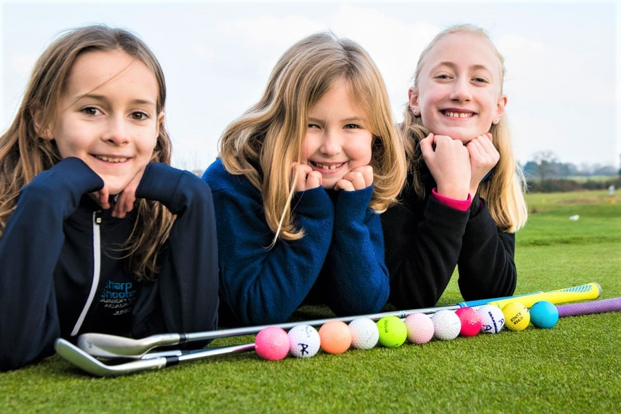 Sandown and Shanklin Golf Club will be hosting a golf taster and coaching sessions for girls aged five to 18 years.
