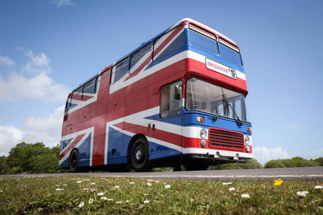 The Spice Bus will return to the Isle of Wight at the end of June.