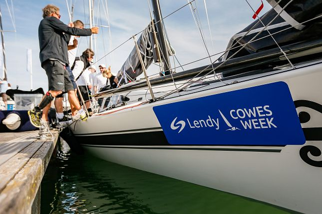 Lendy Cowes Week. Picture by Paul Wyeth.