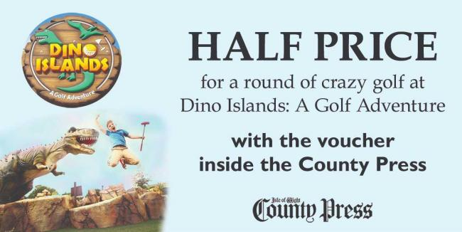 Find your voucher in today's County Press.
