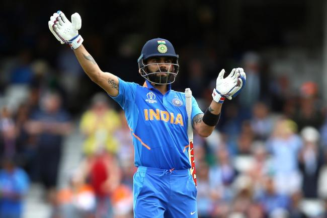 Virat Kohli will lead India into battle against New Zealand